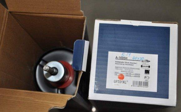 Амортизатор optimal a-1695h по договорной цене в Астане, Казахстан